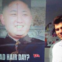 North Korean Dictators Don't Have Bad Hair Days